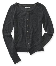 Lightweight Knit Cardigan from Aéropostale Looks so cute with tiered skirts