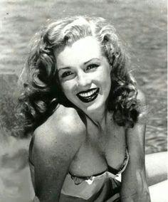 Ms. Monroe in Palm Springs 1949