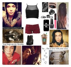 """""""❤ Take me back to the basics and the simple life. Tell me all of the things that make you feel at ease. Your touch, my comfort, and my lullaby. Holding on tight and sleeping at night. ❤"""" by blueknight ❤ liked on Polyvore featuring NARS Cosmetics, OPI, Free People, Samsung and Brinley Co"""