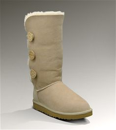 Ugg - Bailey Button Triplet (Sand)