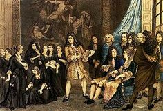 Racine reciting Esther for the students of Saint-Cyr in front of Louis XIV and Madame de Maintenon Louis Xiv, Esther, Rouen, Versailles, 17th Century, Art Boards, France, Recherche Google, Painting