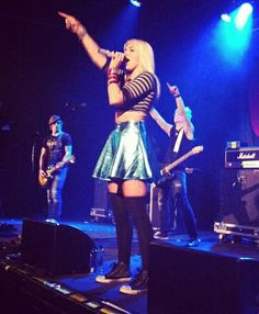 Rydel Lynch. I love this photo of her