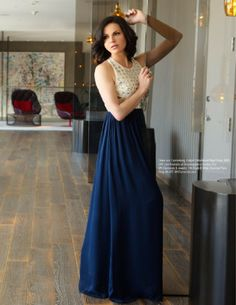 Lana Parrilla in 'Regard Magazine'.               OH MY......HOW GORGEOUS!