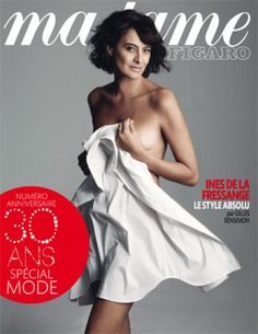 Ines de la Fressange.  Because she is timeless and has the most amazing style