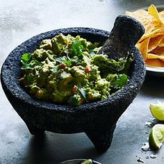 Gabriel's Guacamole Recipe | MyRecipes.com