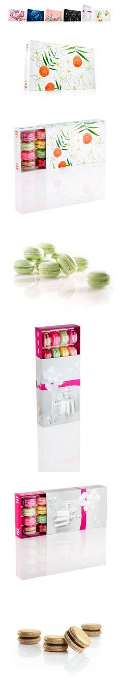 NADÈGE Macaron Series — The Dieline | Packaging & Branding Design & Innovation News