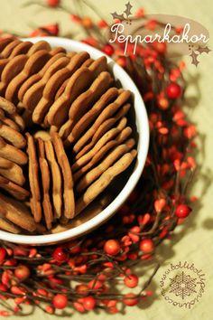 Pepparkakor, i biscottini speziati della tradizione nordica