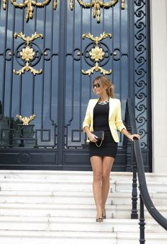 ImageFind images and videos about girl, fashion and beautiful on We Heart It - the app to get lost in what you love. Spring Fashion, Girl Fashion, Fashion Looks, Womens Fashion, Monte Carlo, French Connection, Moschino, Christian Dior, Sassy Girl