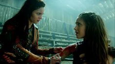 Amberle and Eretria find themselves on the run together, hunted by someone from Eretria's past.