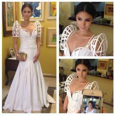 SONA 2014 Fashion Showcase of Filipiniana Gowns and Statement Attire | Earthlingorgeous