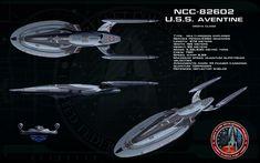 Vesta class ortho - USS Aventine by unusualsuspex.deviantart.com on @deviantART