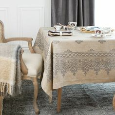 Nappes & Serviettes - Table - France - ZARA HOME
