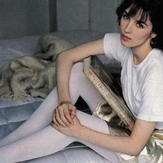 Isabelle Adjani, 1981.