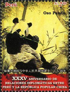 PERU 2006 postage. ❣Julianne McPeters❣ no pin limits