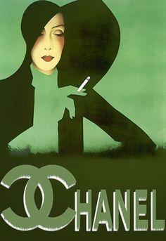 Gucci Art Deco Print Haute Couture Art Poster - Print Classic Poster Haute Couture Chanel Deco Lady Art Print Classic Poster Haute Couture Chanel D - Vintage Advertising Posters, Vintage Advertisements, Vintage Posters, Retro Posters, Art Deco Print, Art Deco Design, Art Prints, Art Deco Artwork, Art Deco Posters