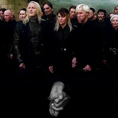 Because every terrible thing Draco did in Half-Blood Prince and Deathly Hallows, he did because he loved his mother. And, like Lily Potter, she was willing to do anything for her son.