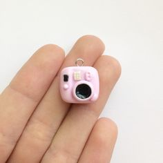 Polymer Clay Kawaii, Fimo Clay, Polymer Clay Charms, Polymer Clay Creations, Polymer Clay Jewelry, Clay Earrings, Clay Projects, Clay Crafts, Crea Fimo