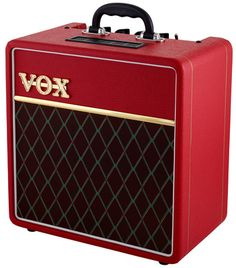 Vox AC4C1 Red Limited