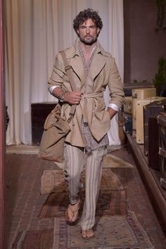 Walter Savage for Joseph Abboud