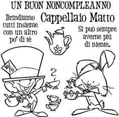 IMPRONTE D'AUTORE - STAMPING - NOVITA' - ULTIMI ARRIVI!!! - 1947-CLEM-A Cappellaio Matto