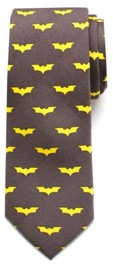 Cufflinks Inc. Cufflinks, Inc. Super Batman, Batman Party, Grey Tie, Batman Universe, Craft Party, Dark Knight, Big Boys, Silk Ties, Cufflinks