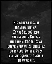 Stylowi.pl - Odkrywaj, kolekcjonuj, kupuj Motto, Crying, Quotations, Texts, Motivational Quotes, This Or That Questions, Humor, Frames, Life