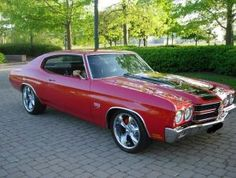 1970 Chevy Chevelle  Maintenance/restoration of old/vintage vehicles: the material for new cogs/casters/gears/pads could be cast polyamide which I (Cast polyamide) can produce. My contact: tatjana.alic@windowslive.com