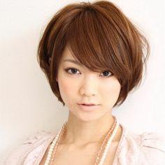 Phenomenal Asian Short Hairstyles Hairstyles And For Women On Pinterest Short Hairstyles Gunalazisus