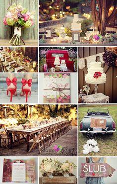 projekt ŚLUB - zaproszenia ślubne, oryginalne, nietypowe dekoracje i dodatki na wesele: vintage