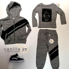 Eleven Paris a must have for Christmas comfy with loads of style. Come in for up to 70% off in both VanillaJunior 01992 578592 @ 67 HIGH STREET EPPING CM16 4BA & Look Who's Walking 0208 508 7472 @166A HIGH ROAD LOUGHTON IG10 1DN #vanilla¬junior #LOUGHTON #EPPING #vanilla_junior #lookwhoswalking #wintersale #elevenparis