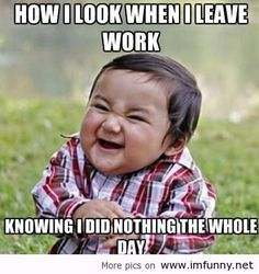 A normal day work / Funny Pictures, Funny Quotes – Photos, Quotes, Images, Pics