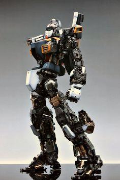 "Suny Buny's ""RX-178 Gundam Mk-II (nude)"""