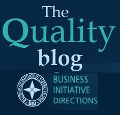 The Quality Blog: What importance do you give to company quality?