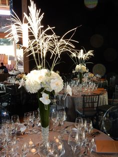 Flower fireworks for the 2014 Wolftrap Ball @wtspev