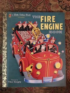The Fire Engine Book MMI