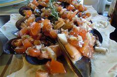 Una ricetta fresca e semplice che esalta tutto il gusto delle cozze