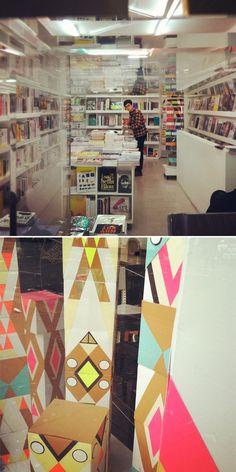 '60s font books...via designlovefest