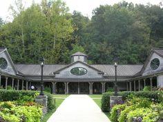 Jack Daniel's Distillery Visitors Center