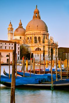 Venice ~ Italy ~ Beautiful light!