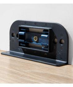 Praktisches #Zubehör von den Original-Herstellern, allerdings zu besseren Preisen: 30 Aqua-Step Leistenclips - Zubehör