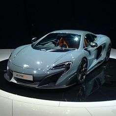 McLaren 675LT, top gear reviewed it as a step up from Ferrari