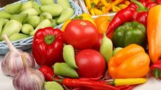 Stuffed Peppers, Vegetables, Food, Gardening, Red Peppers, Stuffed Pepper, Essen, Lawn And Garden, Vegetable Recipes