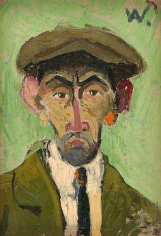 Arnold Peter Weisz-Kubínčan: Autoportrét