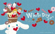 【Android iPhone PC】Little Twin Stars Wallpaper 201803 三月桌布 日本官方電子報 Sanrio Wallpaper, Star Wallpaper, Hello Kitty, Sanrio Danshi, Pochacco, White Day, Kawaii Cute, Kawaii Stuff, Little Twin Stars