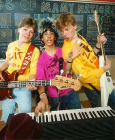 Degrassi Jr. High---The Zit Remedy
