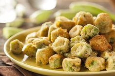 """SWEETIE PIE'S """"FRIED OKRA"""" RECIPE 