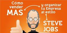 Organiza tu empresa y vende más al estilo de Steve Jobs