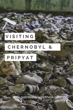 Visiting Chernobyl and Pripyat. If you are traveling in Kiev, Ukraine, you can do a tour to the site of Chernobyl nuclear disaster and the ghost town of Pripyat.