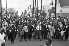 25 Of The Most Memorable Photos From The 1965 Selma March