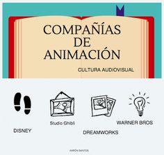 CINEDUMOTION: 4 Compañías de animación. Multimedia, Baccalaureate